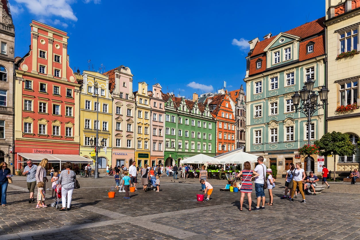 Wroclaw city guide: Where to eat, drink, shop and stay in Poland's colourful western hub