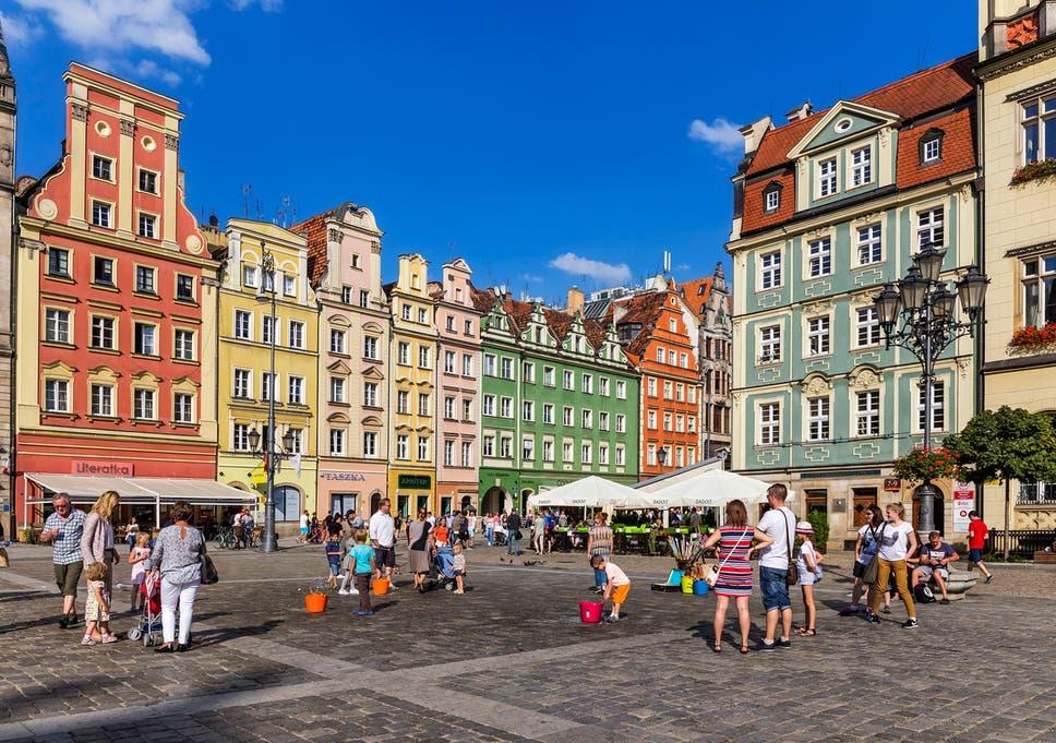 Girls Wroclaw