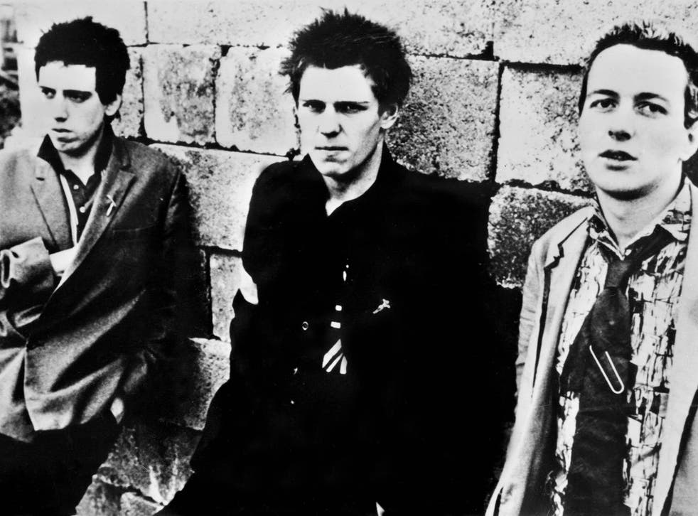The Clash's greatest track 'London Calling' summed up the year