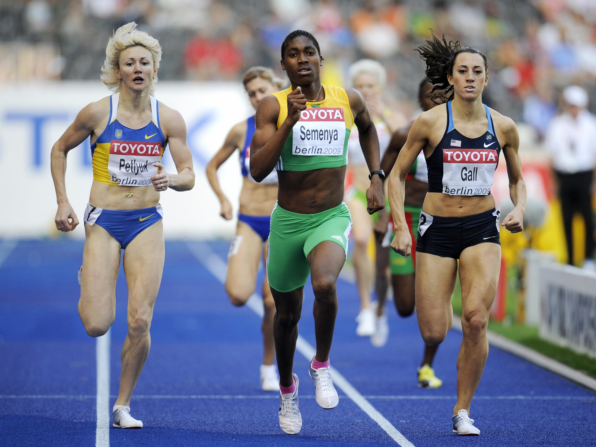 What the Caster Semenya v IAAF ruling means for women in sport