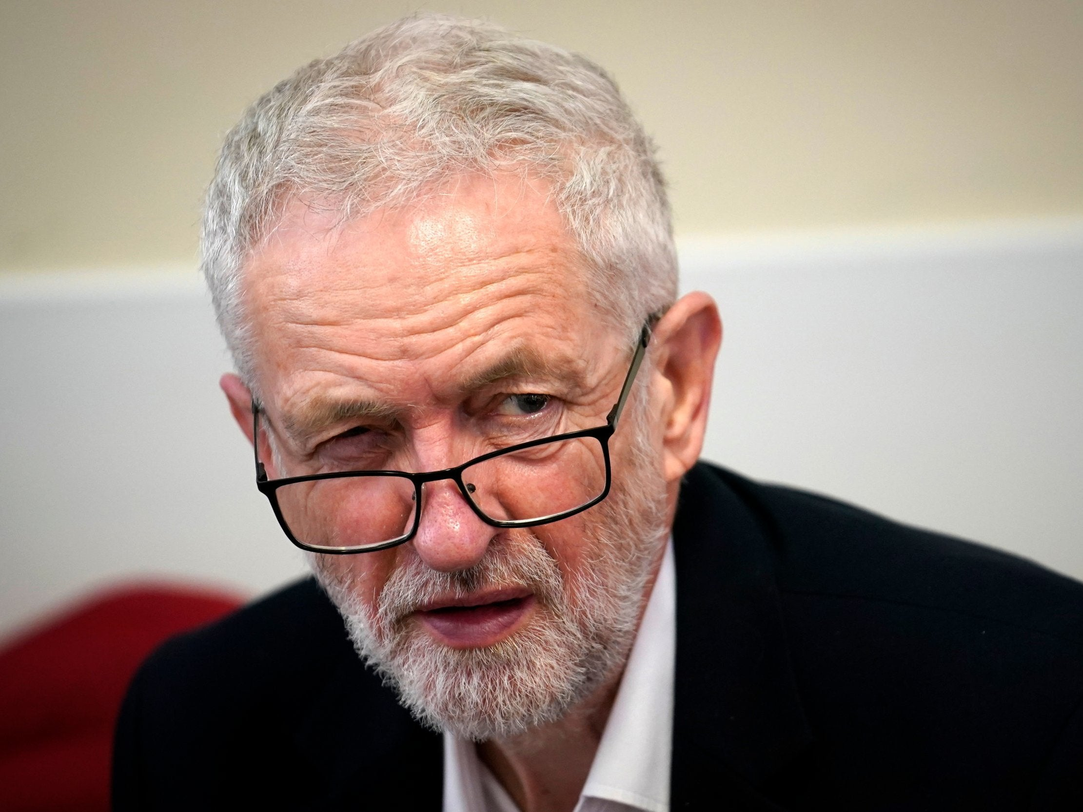Jeremy Corbyn told to commit to Brexit vote or let Farage snatch shock European elections victory
