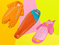 bf7ef78765 8 best kids' sleeping bags that are warm and easy to pack away