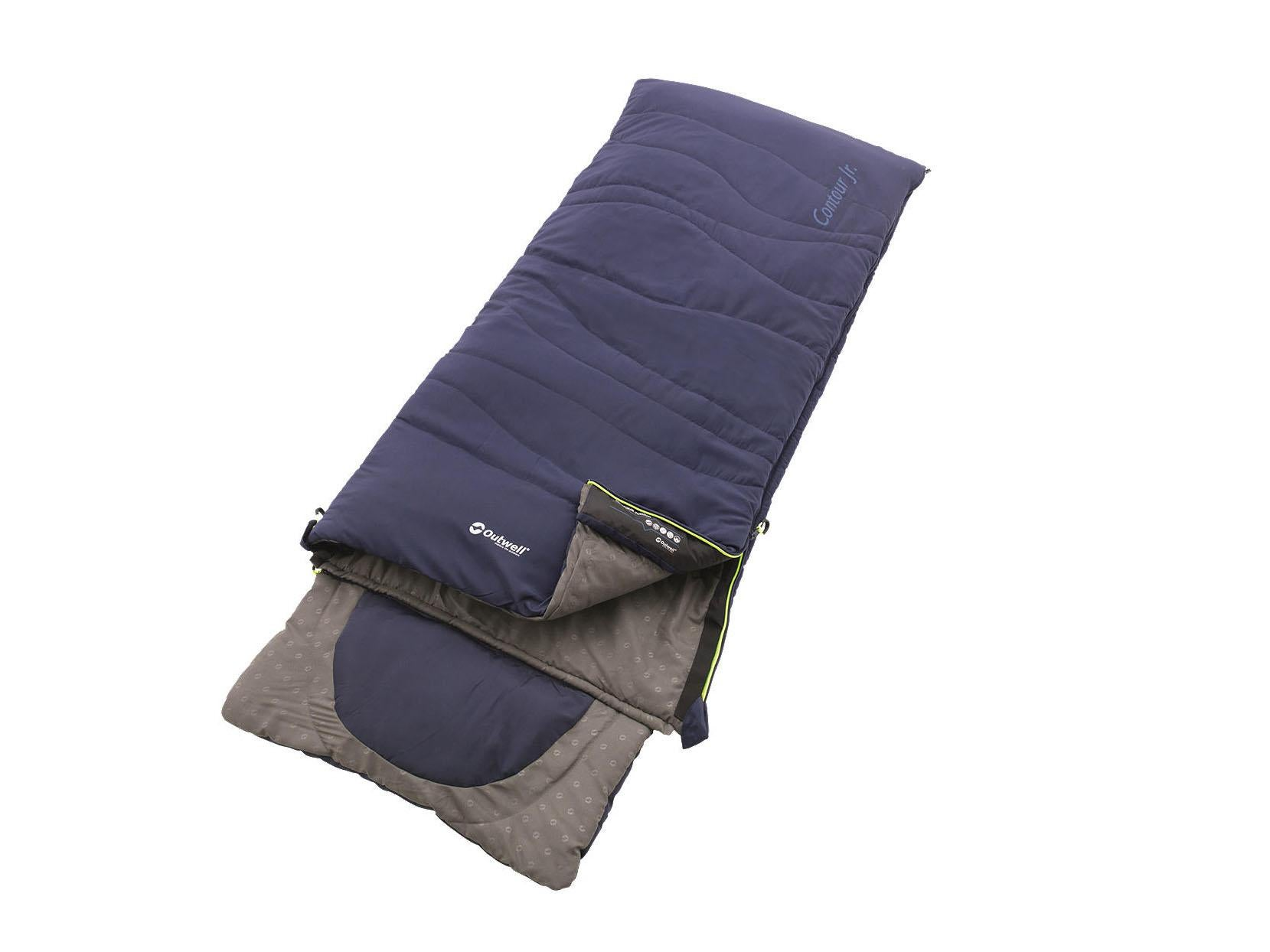 Big Tall Adult Size Sleeping Bag Portable Travel Outdoor Camping Hiking Trails