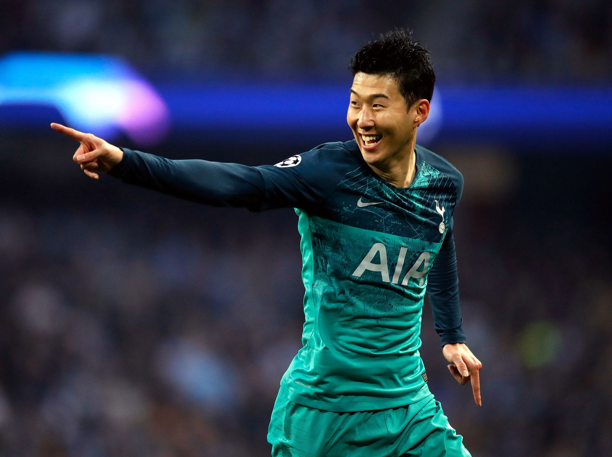 Son Heung-min Goals: Watch Tottenham Forward Hit Champions