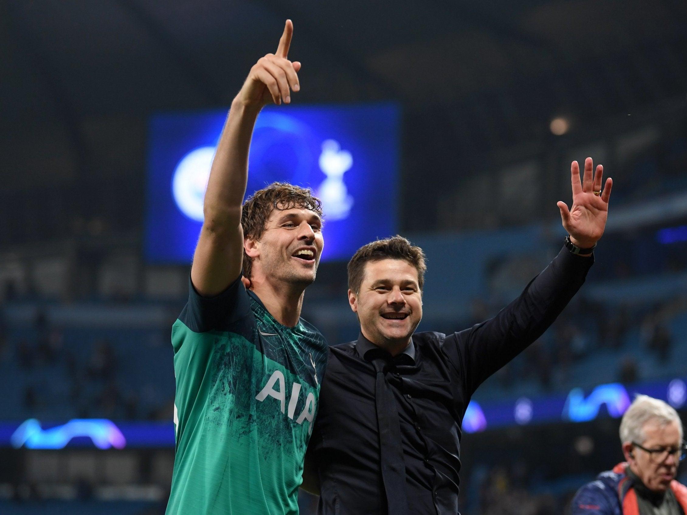 Tottenham Layak Peroleh Tiket Semi-final Liga Champions