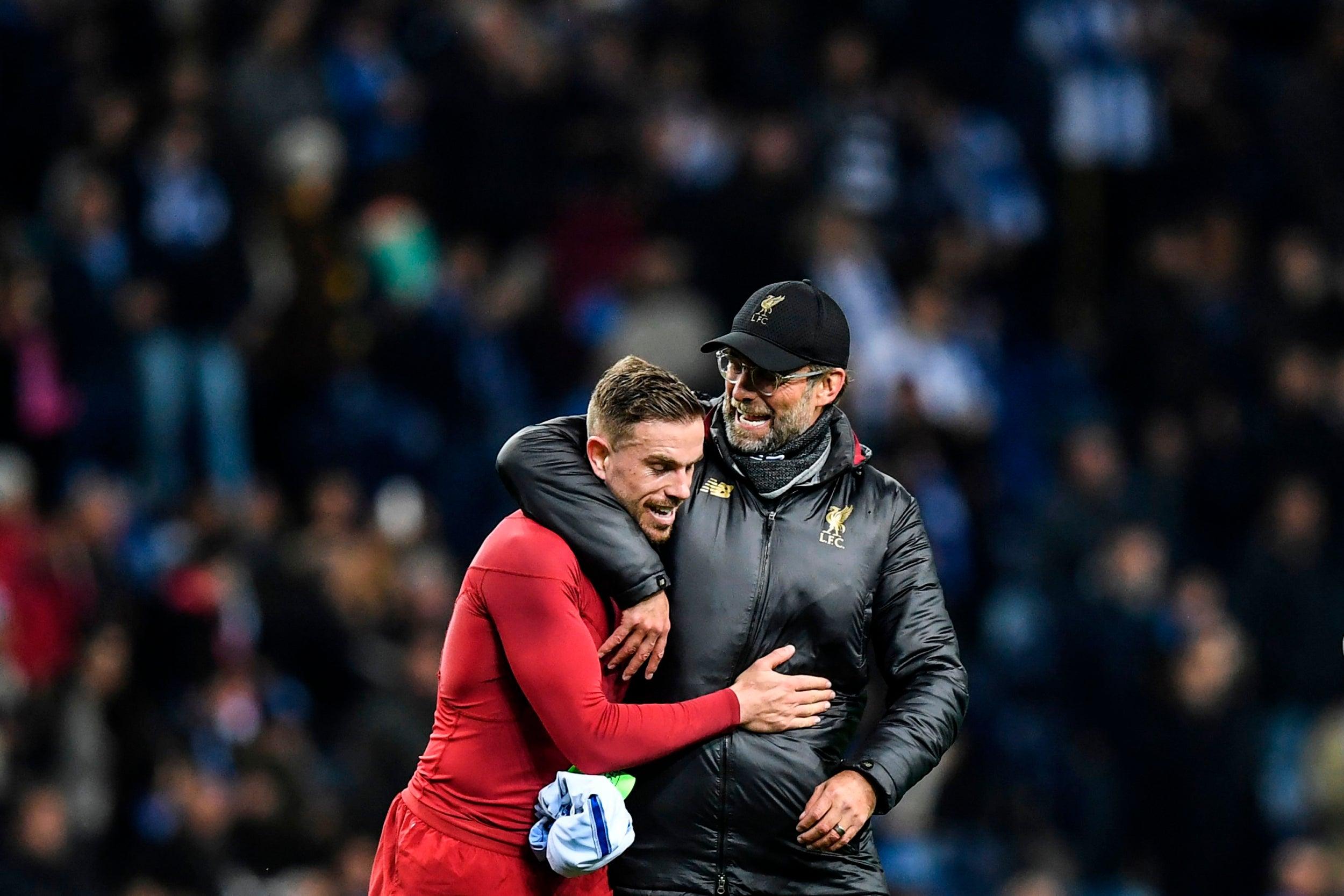 Liverpool return to last four