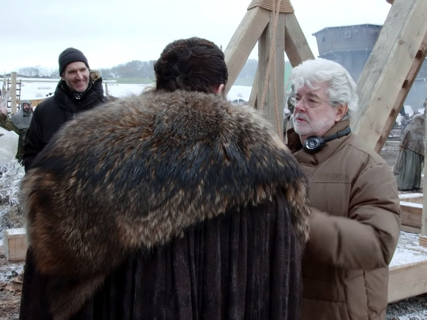 Game of Thrones season 8: George Lucas helped to direct the first episode