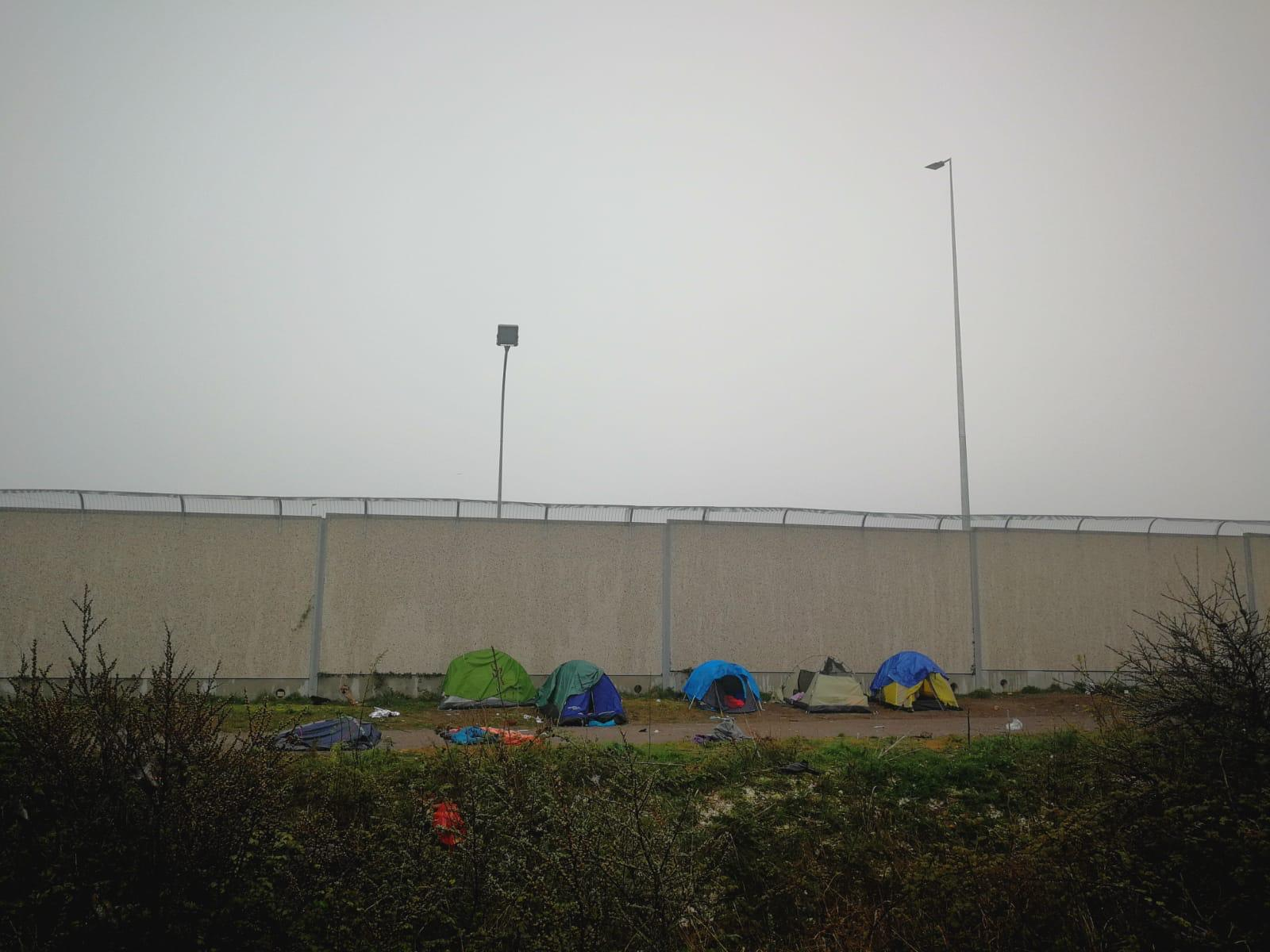 British man facing up to five years in prison for recording police abuse against refugees in Calais