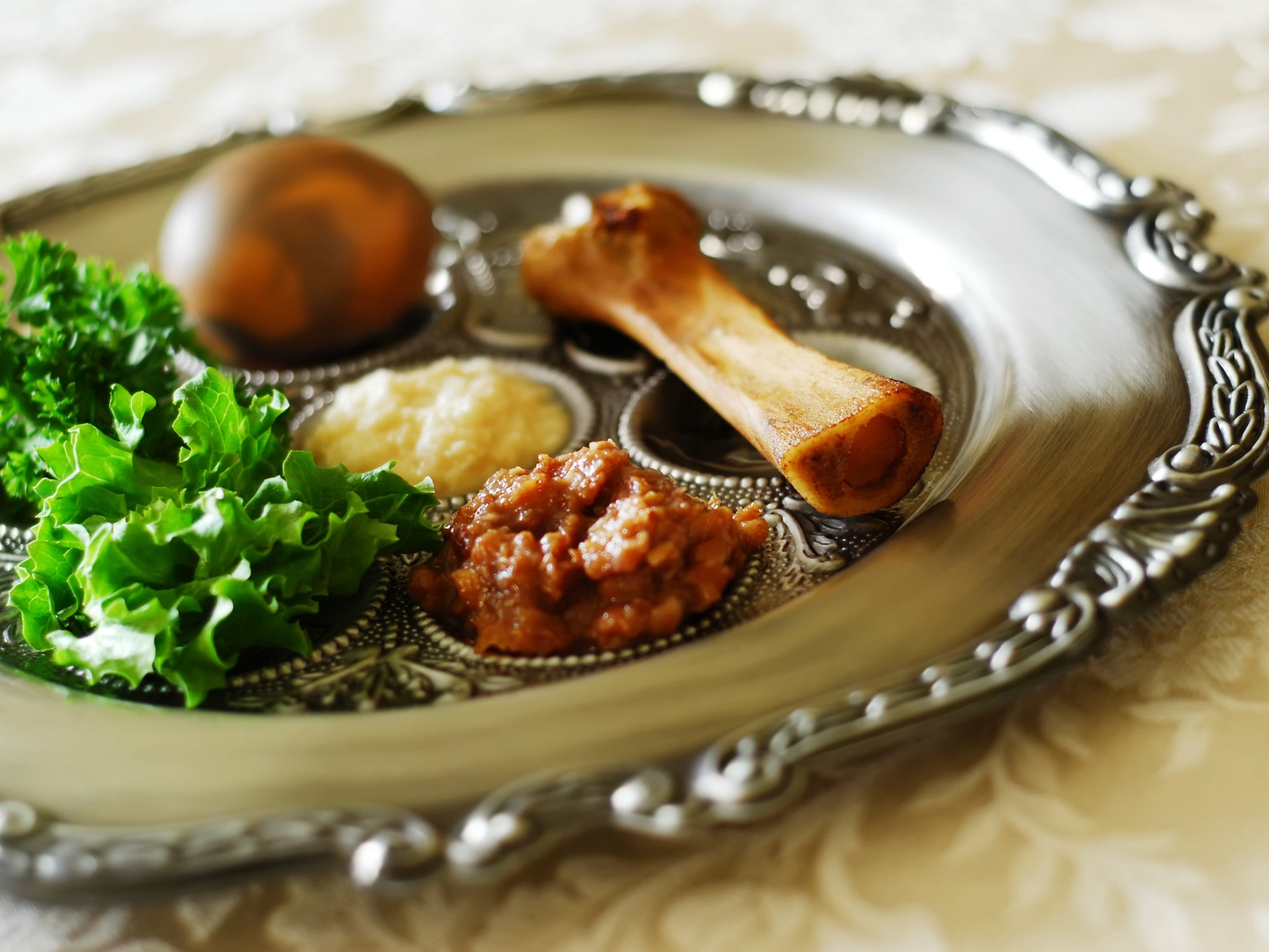 Passover 2019: The meaning of the foods eaten during the Jewish festival 1