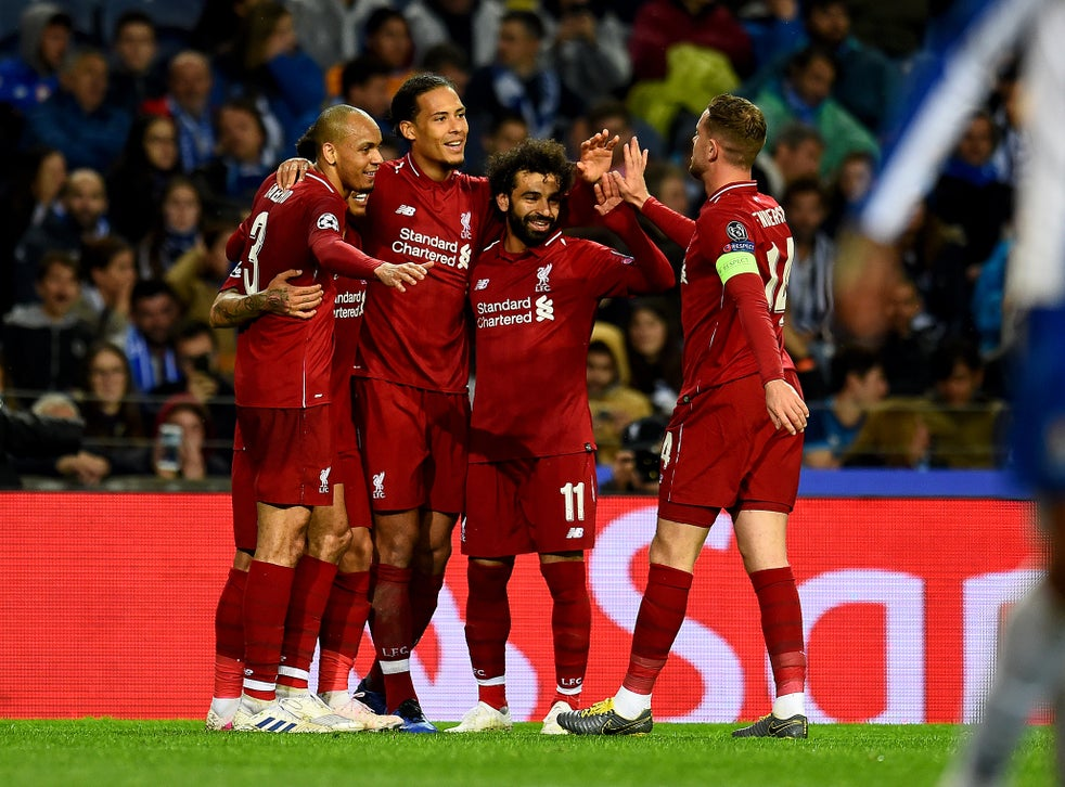 Pfa Player Of The Year 2019 Virgil Van Dijk Fully Deserves Award For His Transformative Impact On Liverpool The Independent The Independent