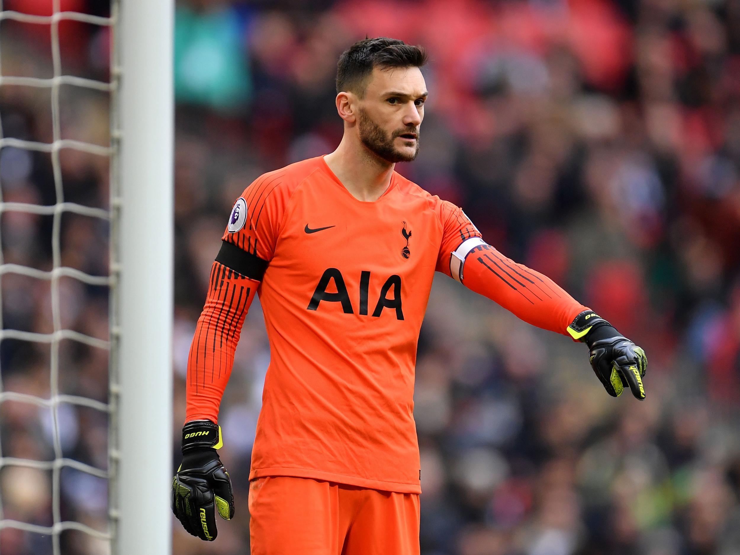 5ce8e62ea Tottenham vs Brighton  Latest team news with Hugo Lloris