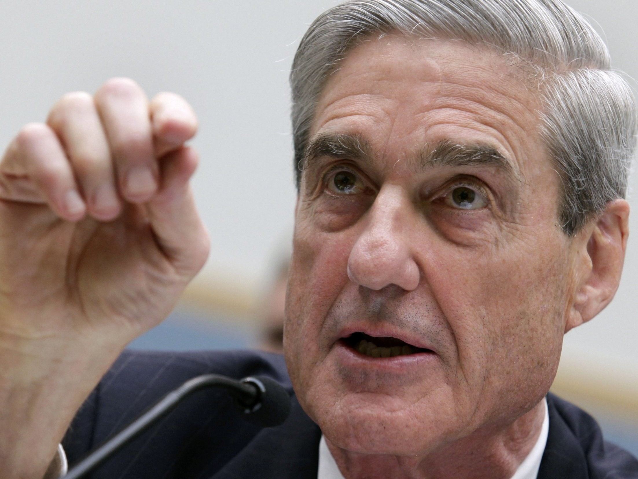 Robert Mueller complained about William Barr's 'no collusion' summary of Russia investigation report