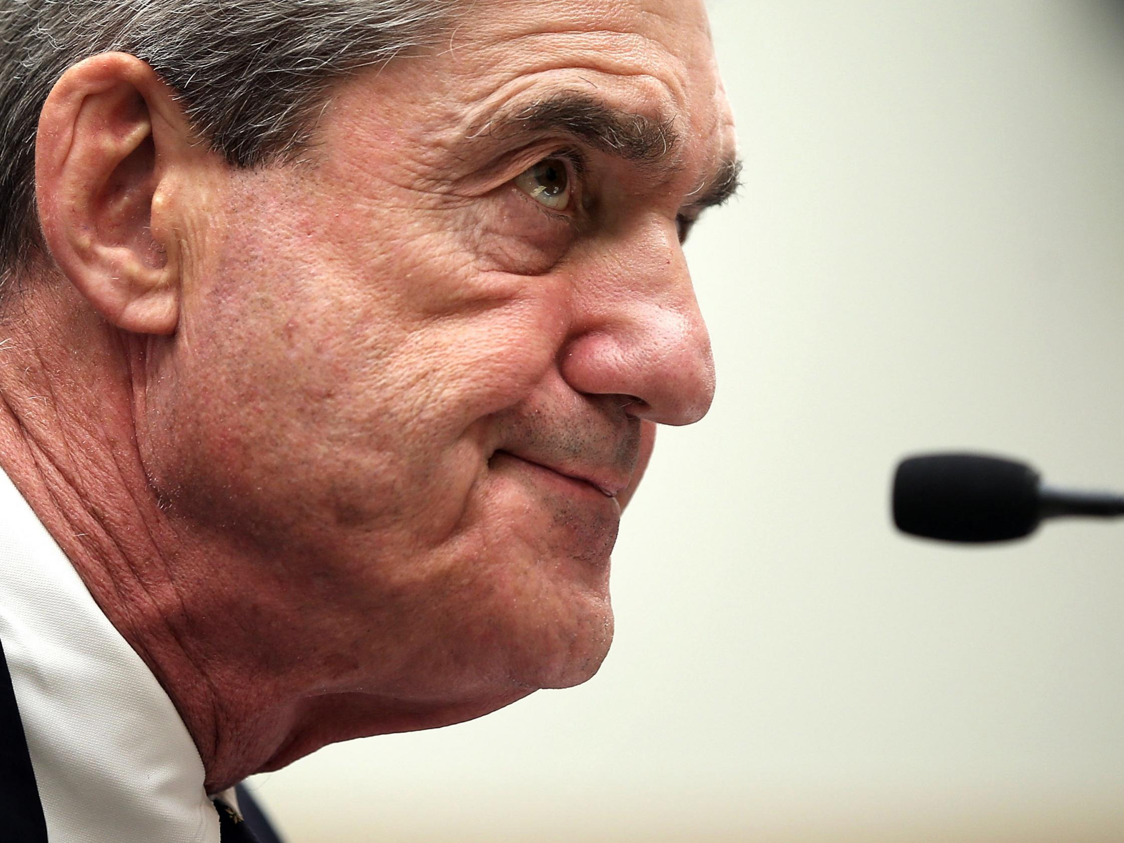Mueller report suggests the only 'fake news' came from Trump himself