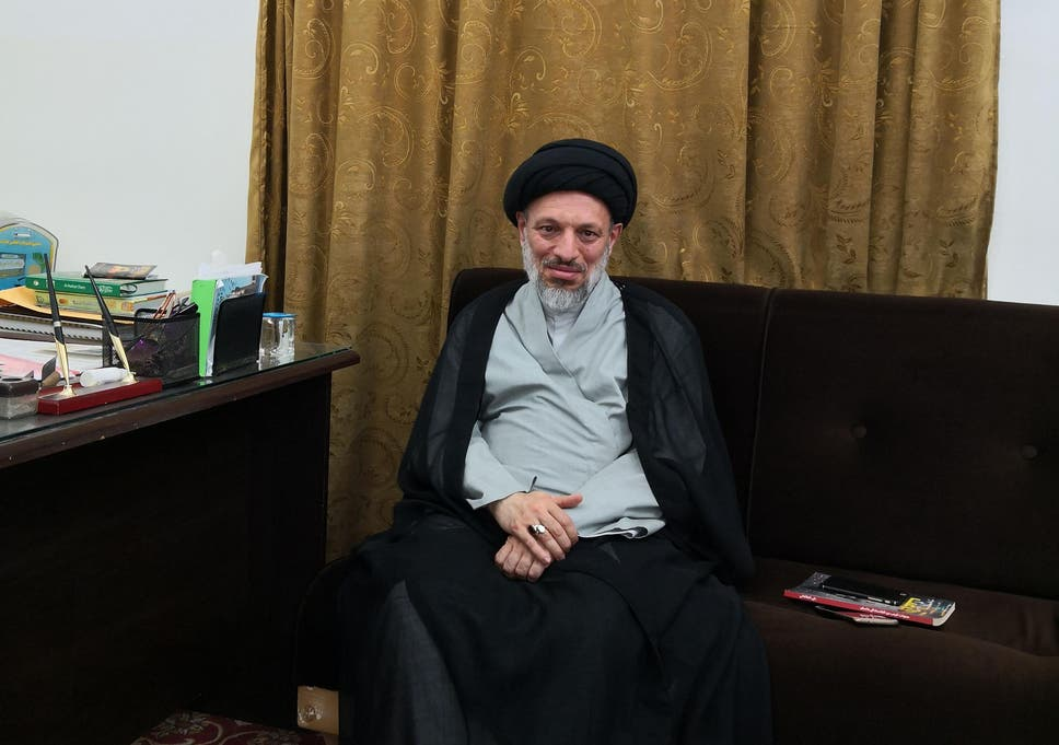 'Different from what Khomeini taught': Sayed Mohamed-Hussain el-Hakeem at Najaf