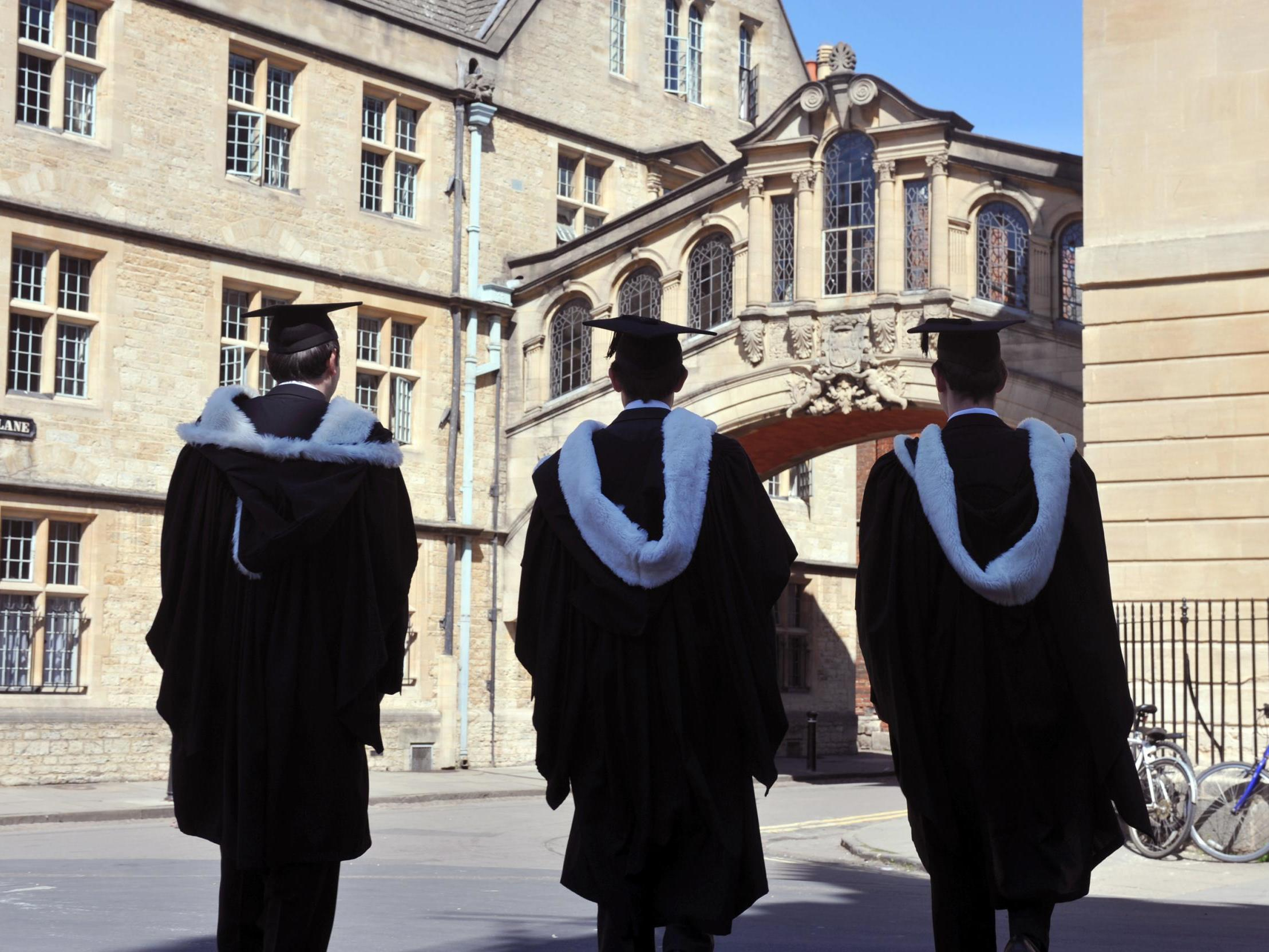 Oxford University's measures to help disadvantaged students don't go nearly far enough