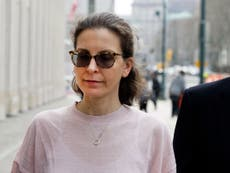 Seagram's heiress gets 81 months in prison for role in Nxivm sex cult