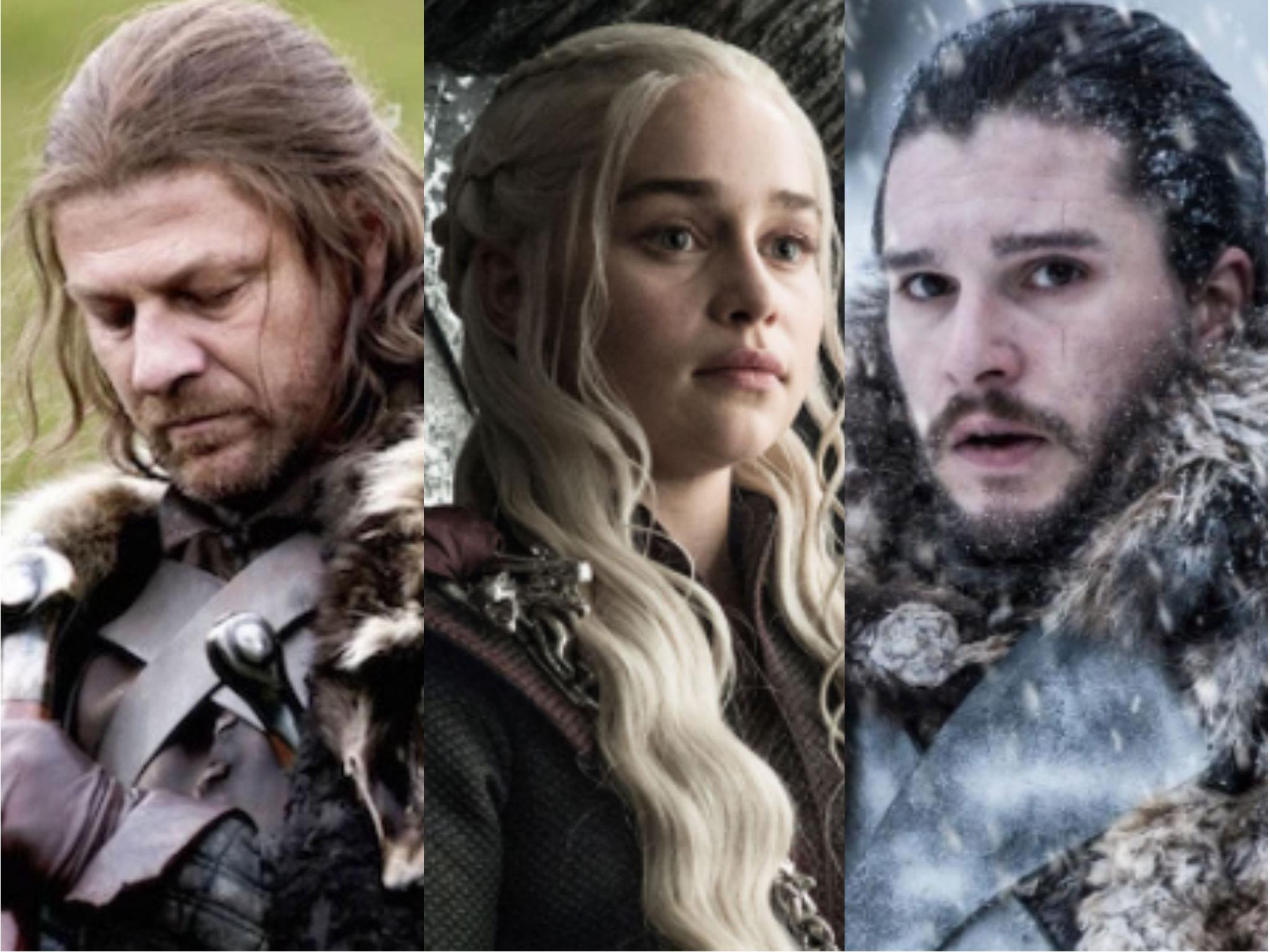 Game of Thrones family tree: How are the Starks, Targaryens and Lannisters related?