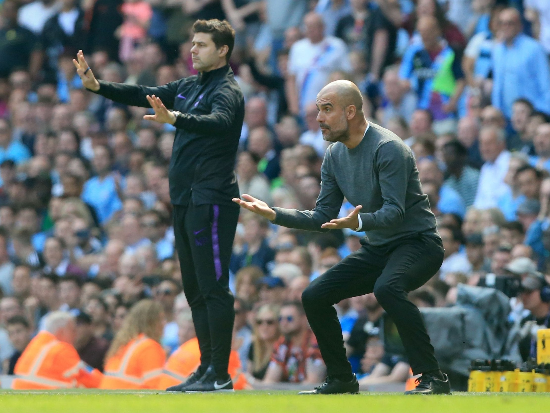 Man City vs Tottenham trilogy: 10 things we learned from Premier League and Champions League series - The Independent image