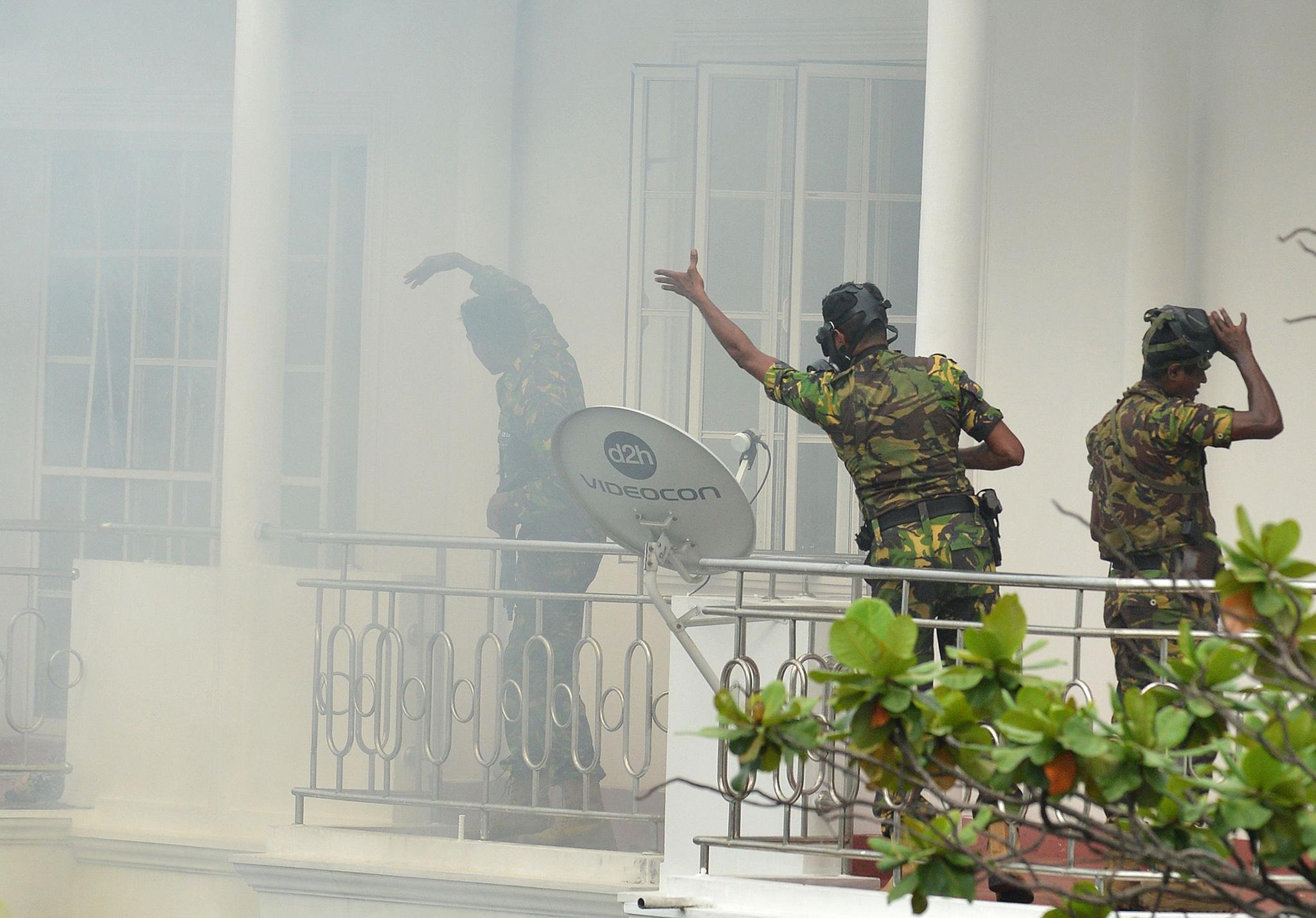 Sri Lanka attacks: Fear of retaliation against Muslims grows as MP