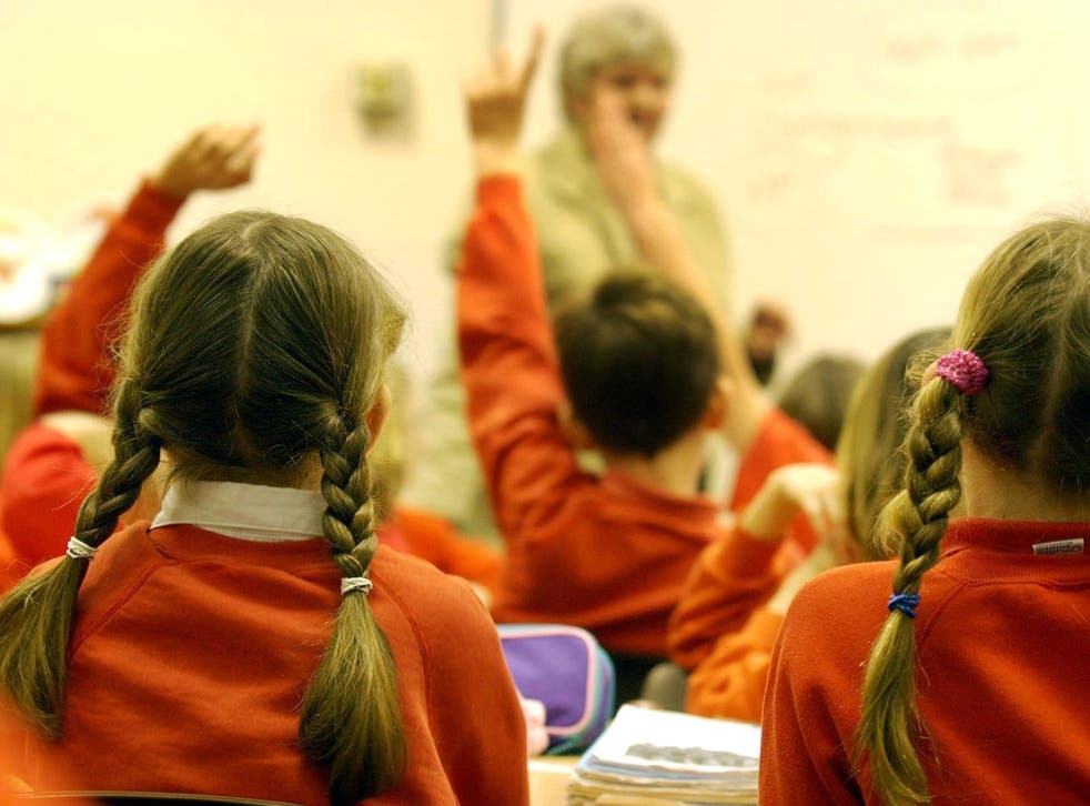 Good primary schools conduct Sats exams without pupils realising they are being tested, Ofsted says