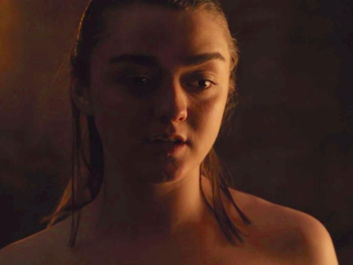 Game of thrones aria nude scenes Arya Star Maisie Williams Thought Game Of Thrones Sex Scene Was A Prank The Independent