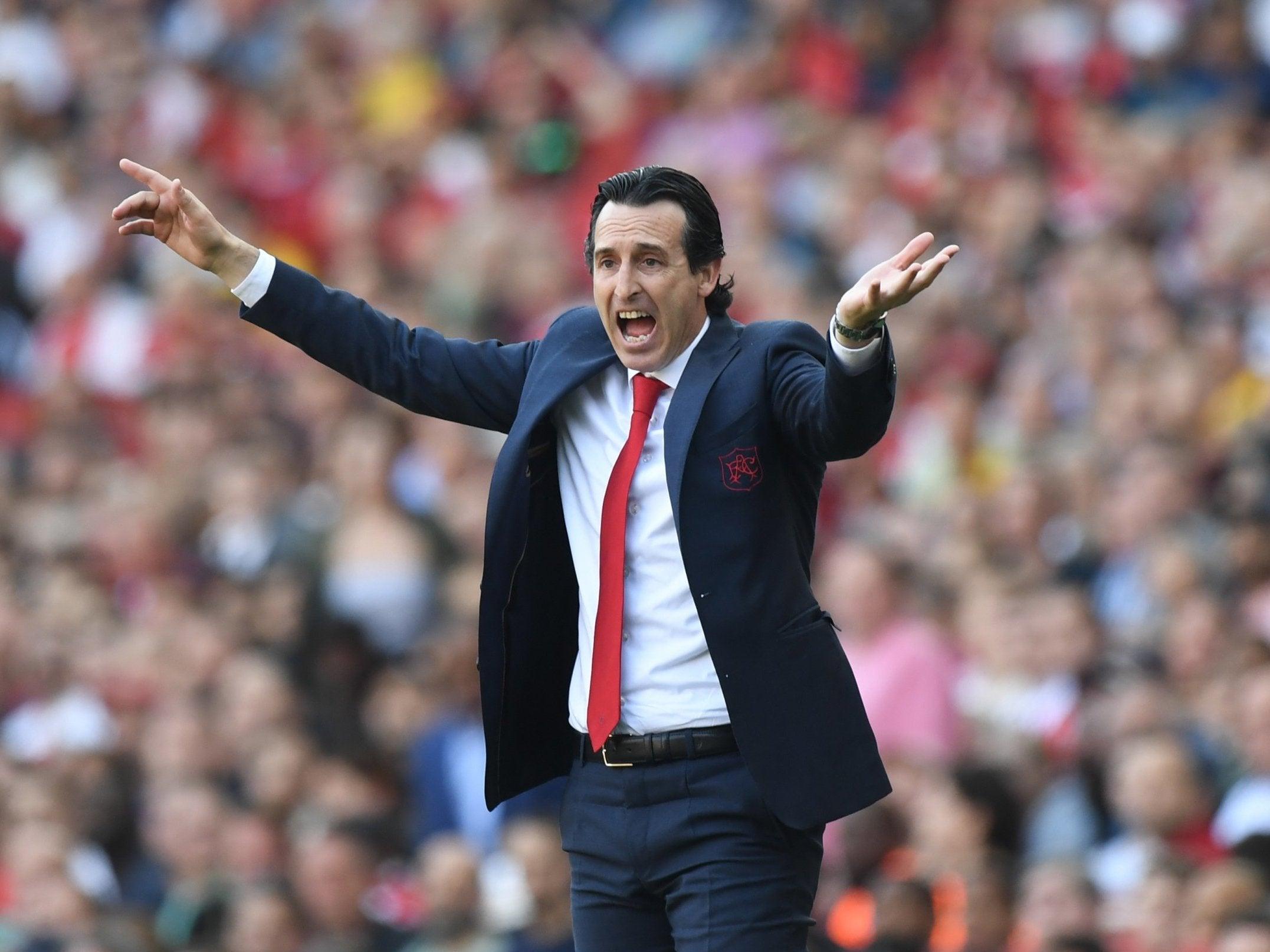Arsenal news: Unai Emery to keep rotating squad despite Palace defeat