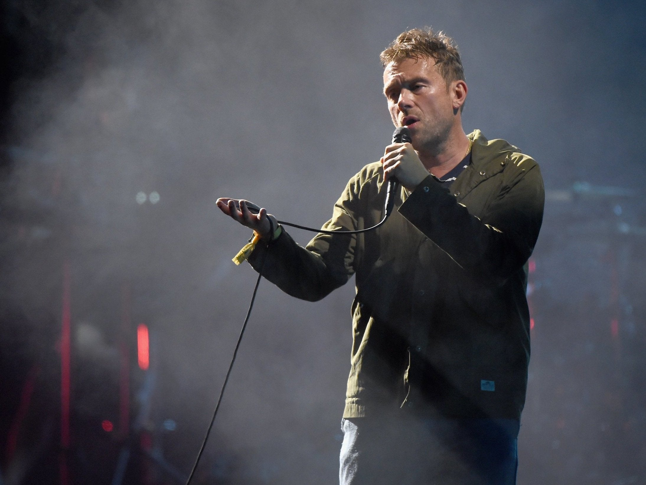 Damon Albarn says music needs to be more political: 'Selfie music isn't sustainable'