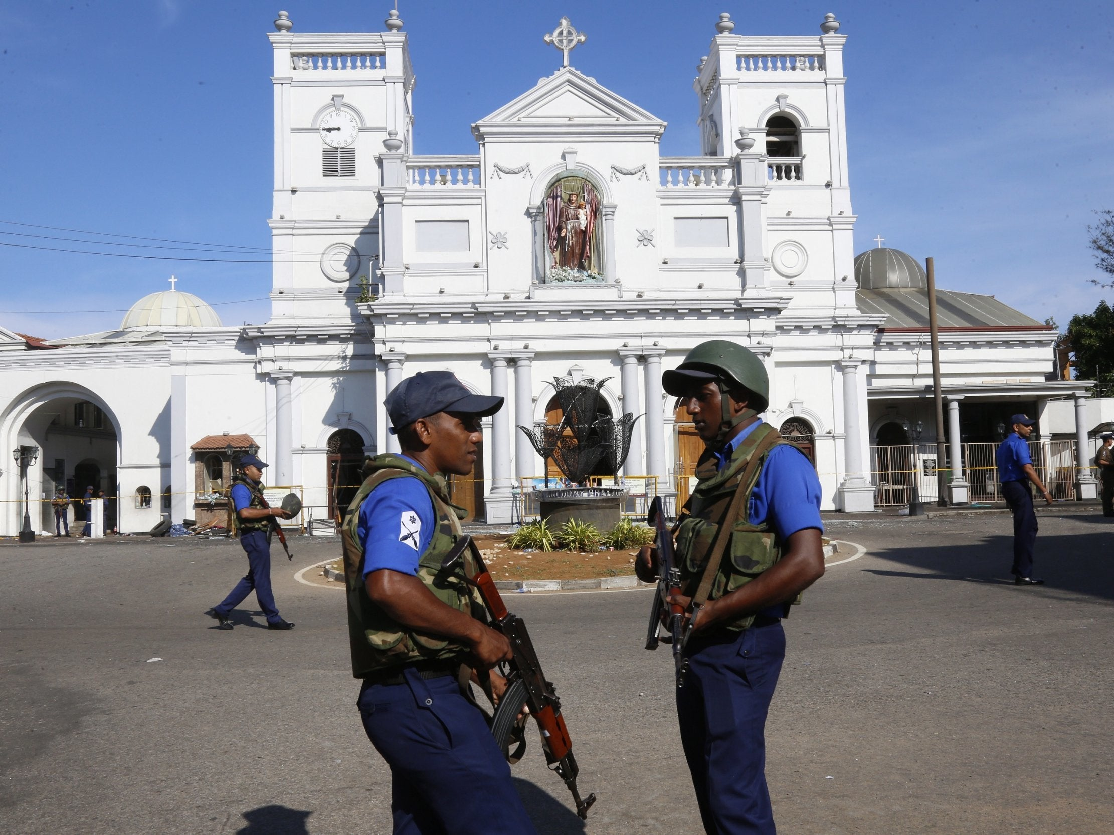 Sri Lanka: Australian government tells its citizens to 'reconsider your need to travel'