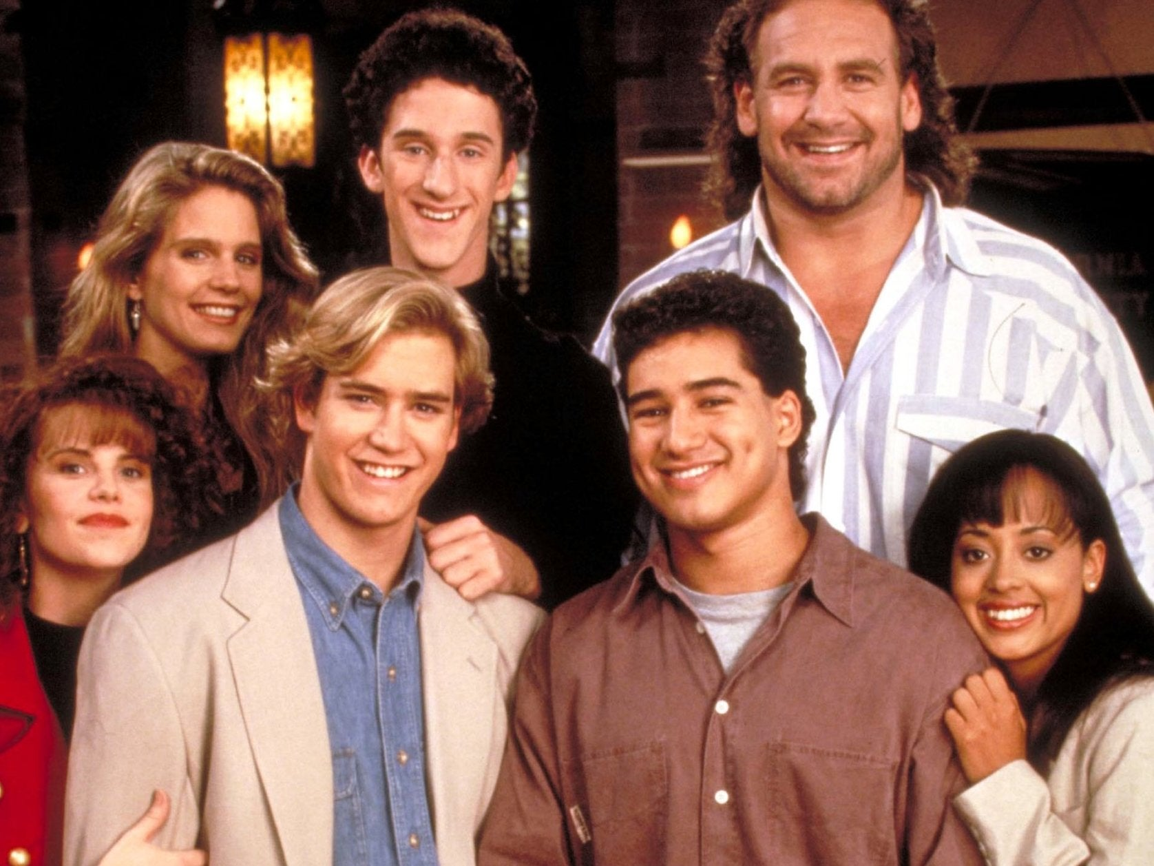 Saved by the Bell cast reunite for 30th anniversary