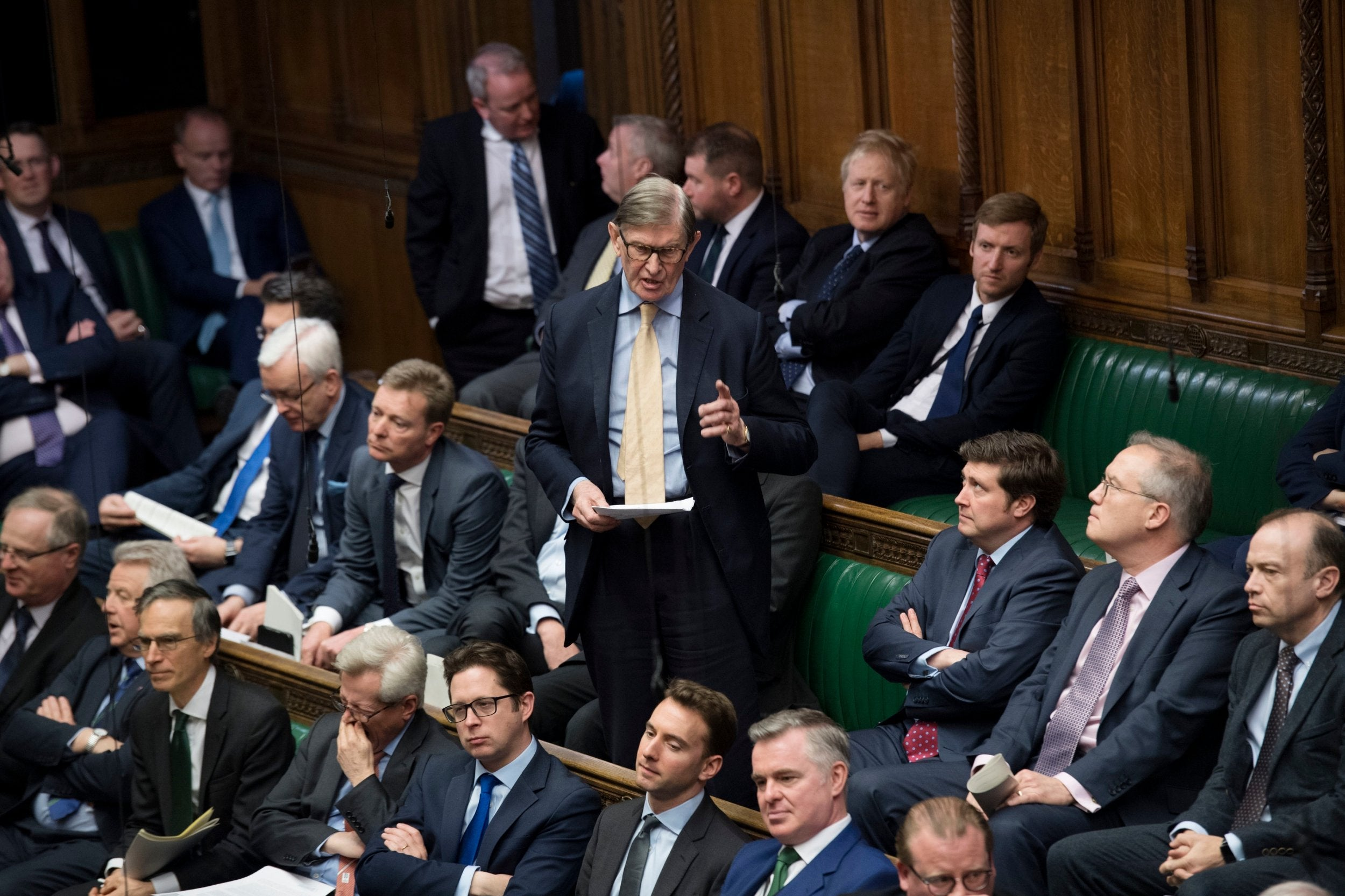 The Top 10: MPs related to unlikely people