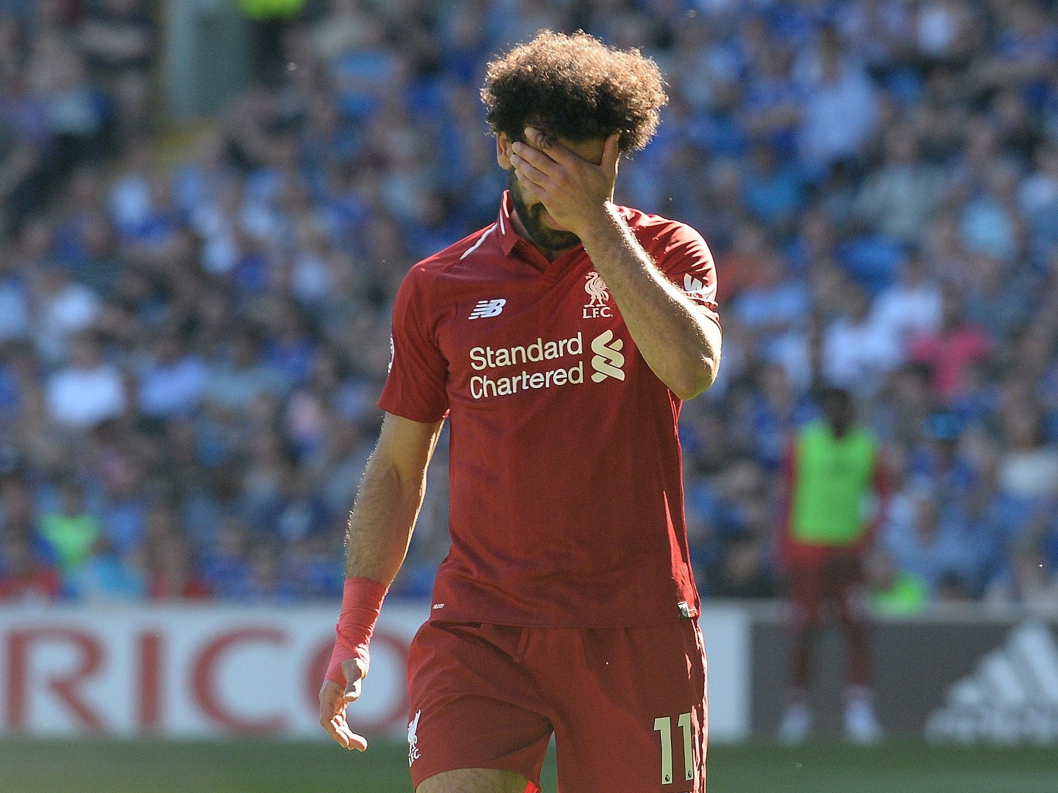 4f9e78c81a9 Liverpool transfer news: Mohamed Salah a target for Real Madrid after  second report of fallout with Jurgen Klopp | The Independent