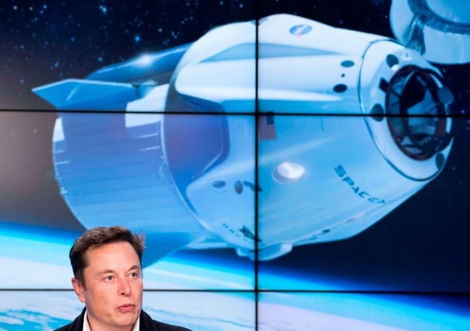 SpaceX postpones launch of Starlink satellites aimed at