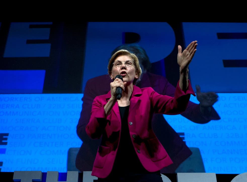 Elizabeth Warren wants to pave the way for free college in the US