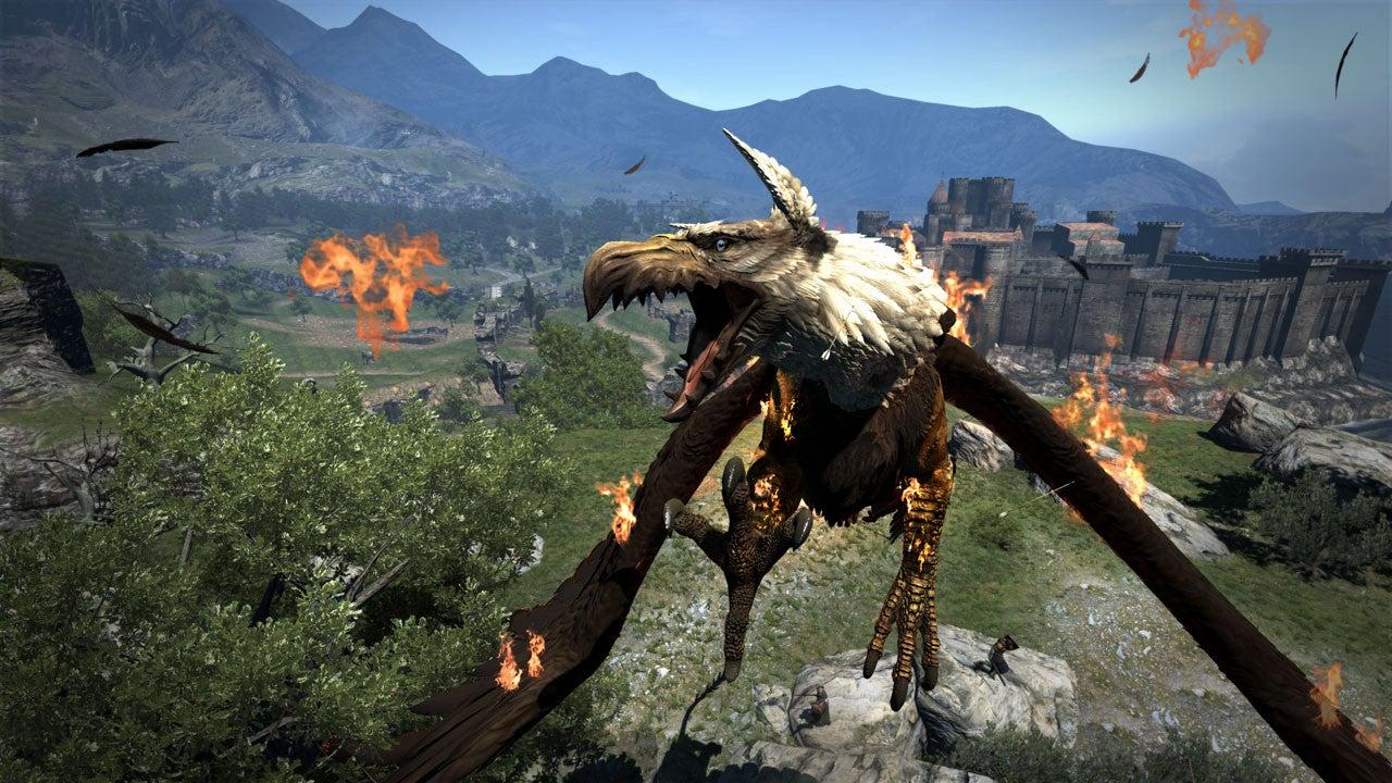 Dragon's Dogma Dark Arisen review: Capcom's RPG sensation is finally on the Switch