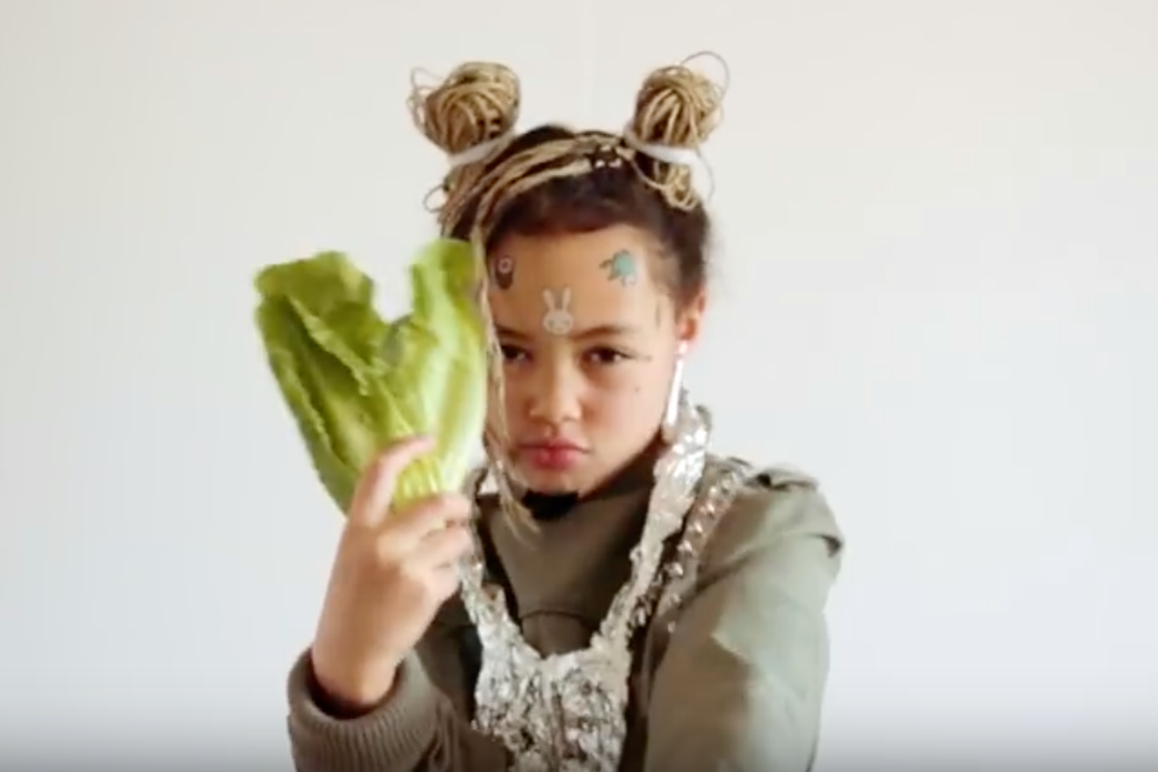 Nine-year-old hilariously recreates famous celebrity looks on Instagram