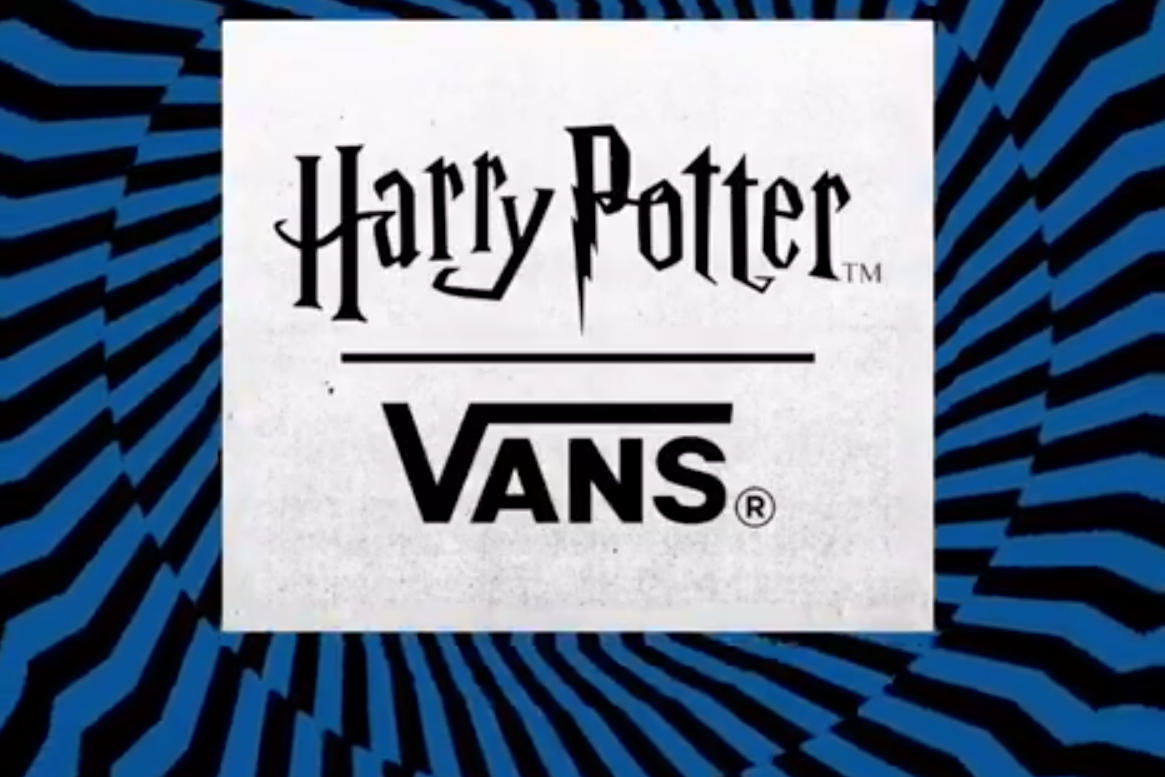 Vans announce Harry Potter-inspired collection