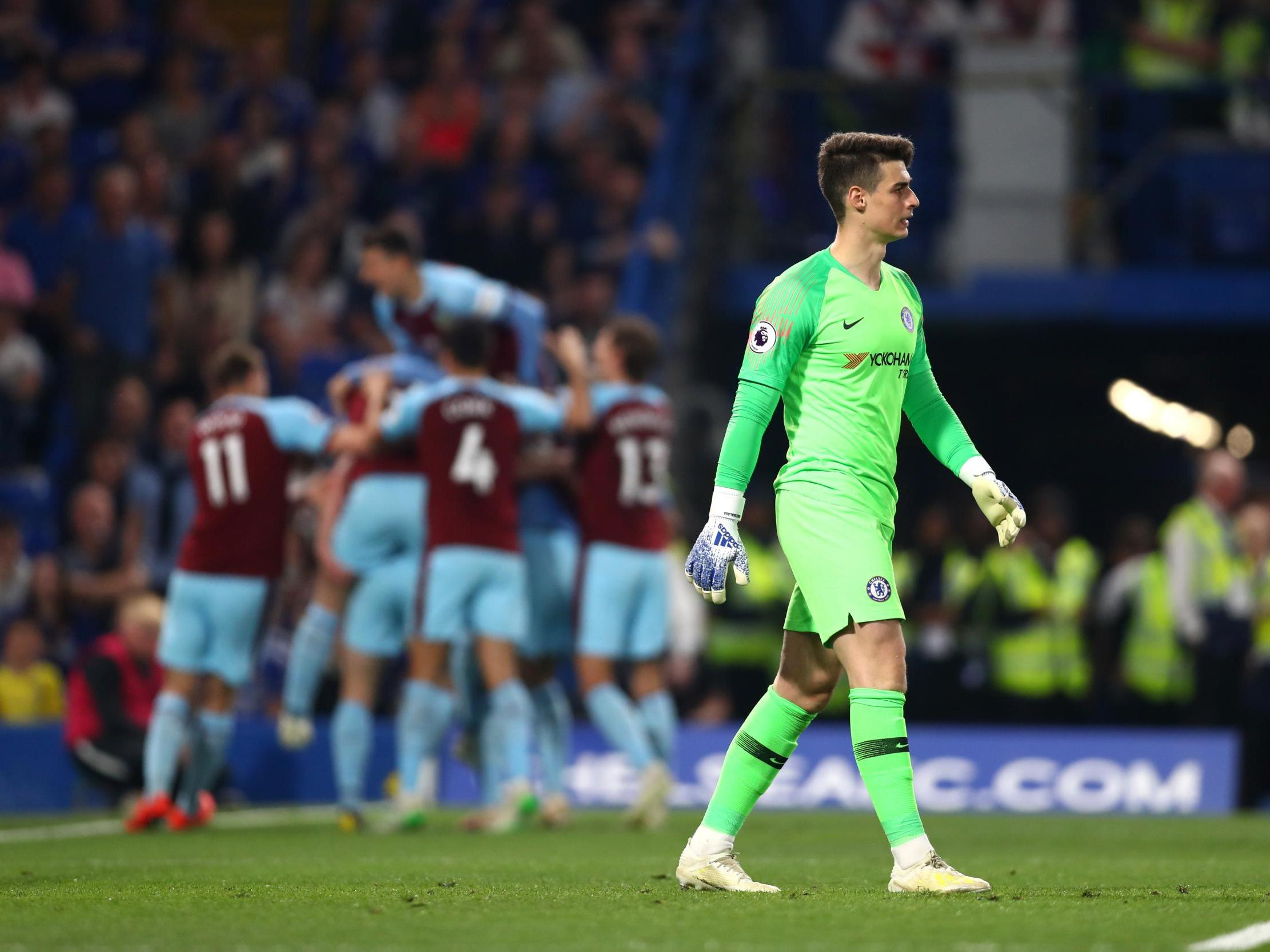 Burnley stand firm to share the spoils as Chelsea blow chance to move into third