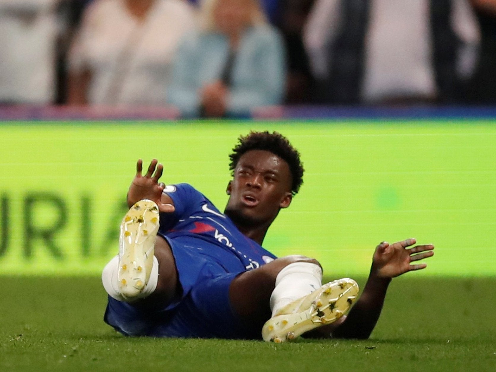 Callum Hudson-Odoi injury: Chelsea winger confirms he suffered