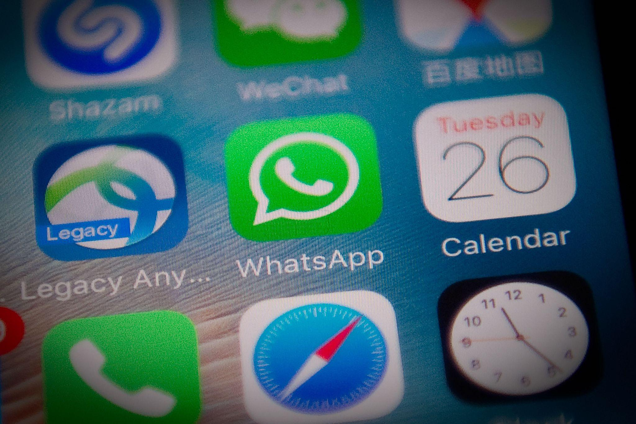 WhatsApp update to stop users taking screenshots of private