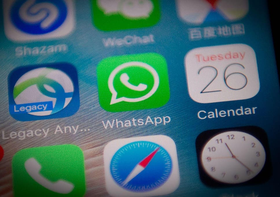 WhatsApp update to stop users taking screenshots of private chats ...
