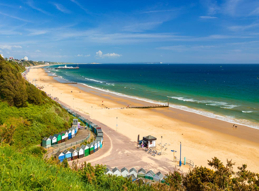 Bournemouth is one of the most popular seaside towns