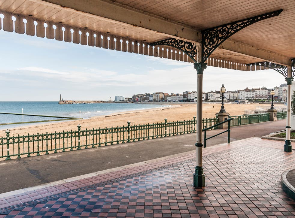 Margate is Kent's coolest seaside town