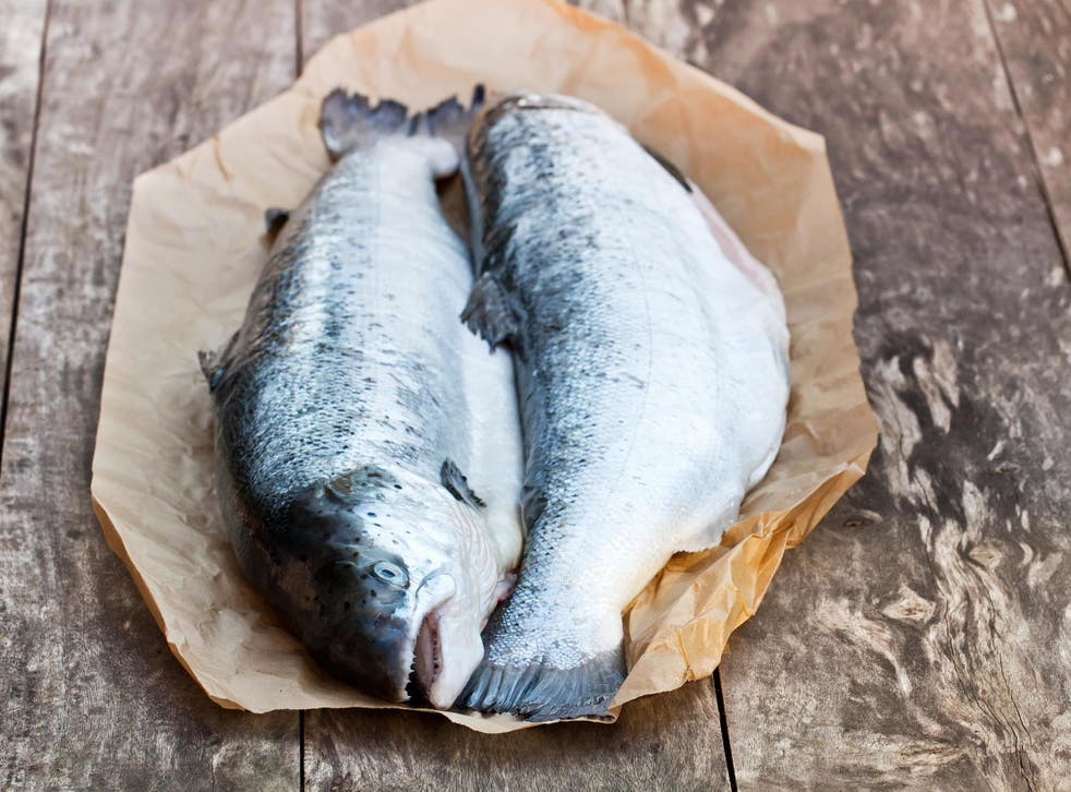 Wild Scottish salmon has been off the menu since December 2018 when the country's last netting station closed down due to lack of fish