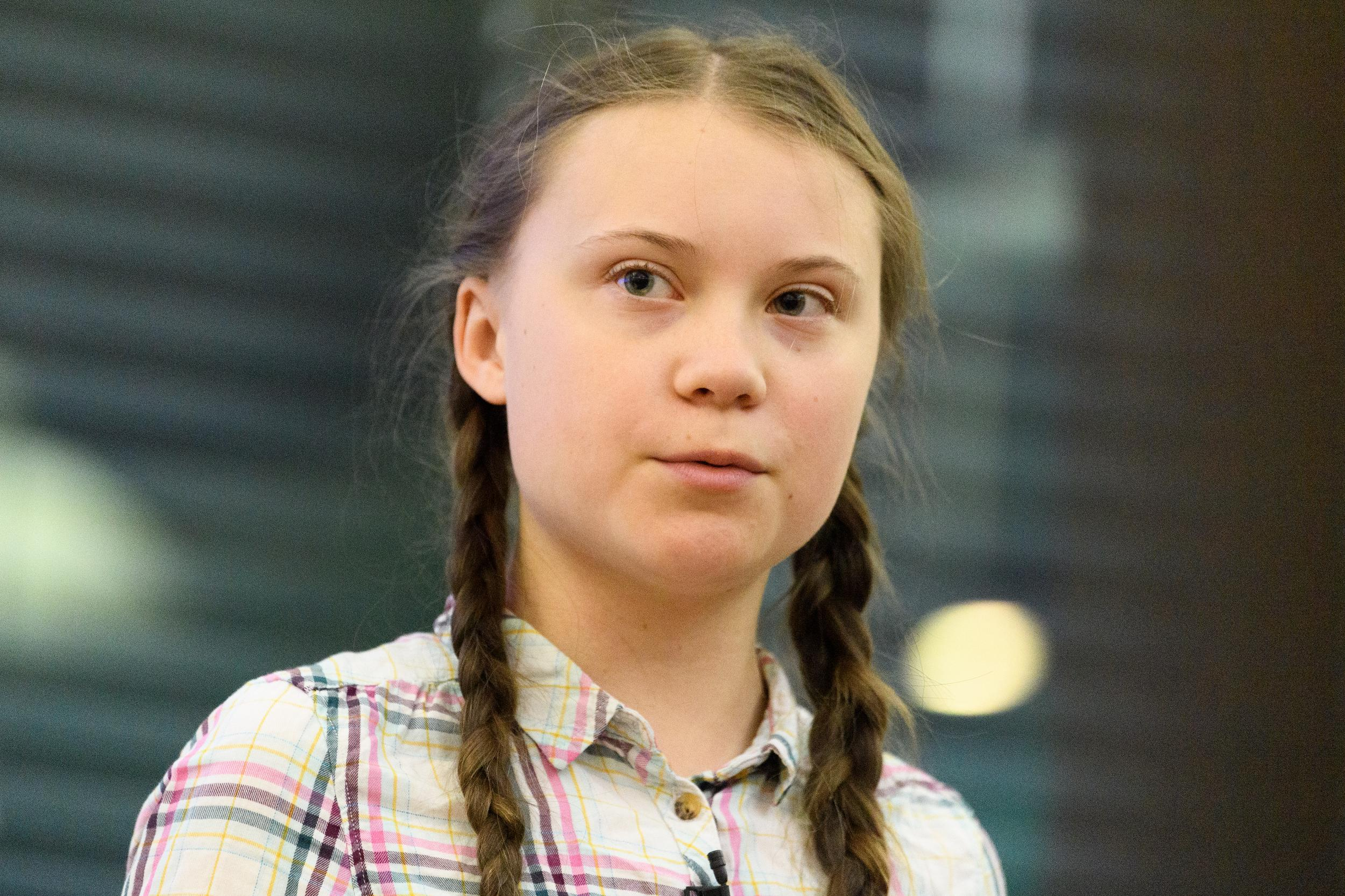 Greta Thunberg: Climate activist says Asperger's Syndrome ...