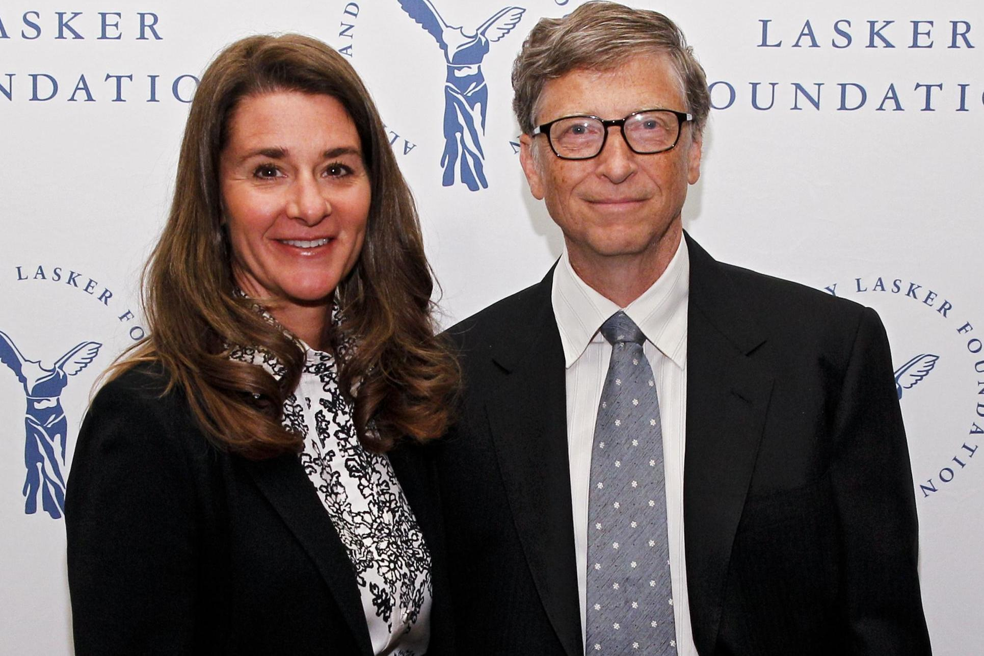 Melinda Gates reveals laughter keeps her marriage to Bill Gates alive