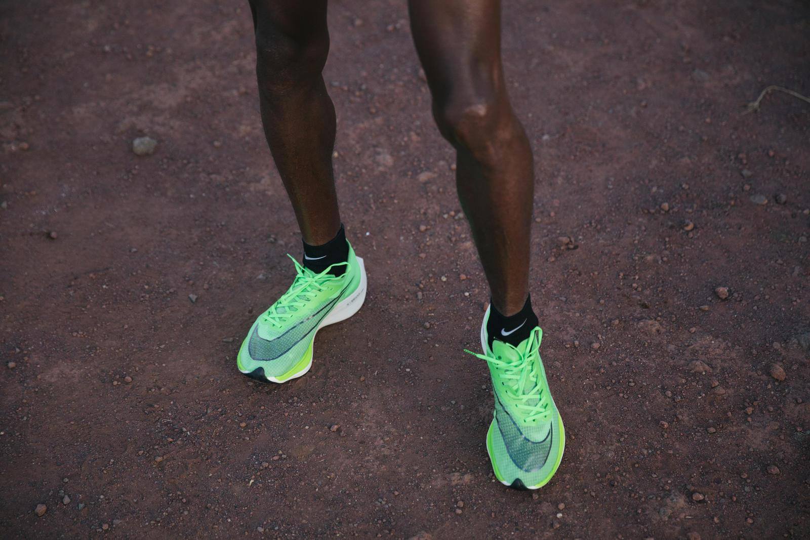 1fab29d913fcb Nike NEXT%: Marathon running shoe so good it became controversial has been  improved, company says | The Independent