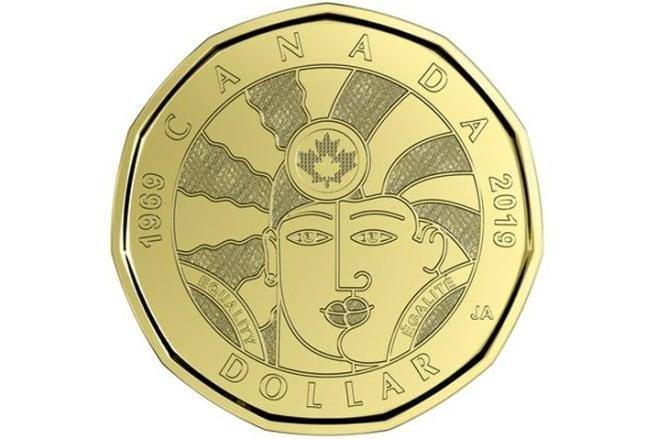 Canada launches new coin to mark 50 years of LGBT+ rights