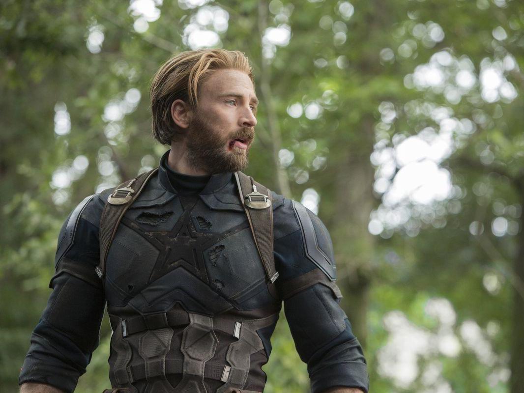 Avengers: Endgame – Captain America star Chris Evans cried six times watching Marvel film