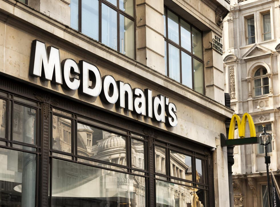 McDonald's branch