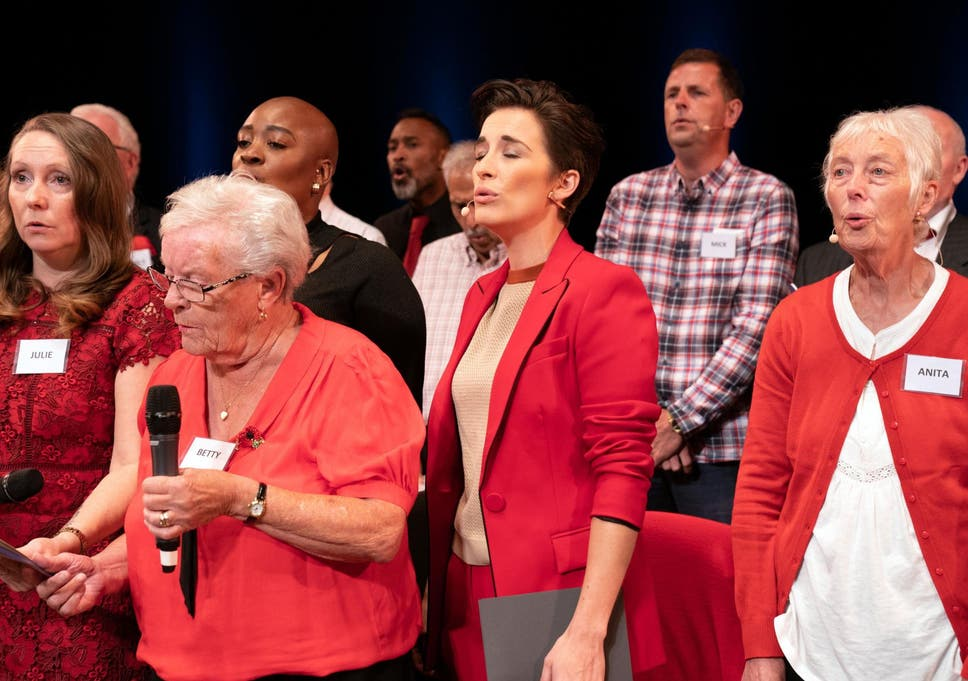 Our Dementia Choir with Vicky McClure' review: Heartbreaking